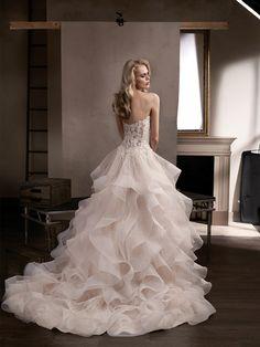@Bellethemagazine wedding dresses | Jasmine Bridal Couture Spring 2017 | Floor Ivory Ball Gown Sweetheart $$ ($1,001-2,000)