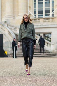 My Favorite Street Style from Paris Fashion Week FW 2016