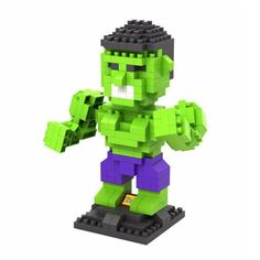 Hulk - Collectible Display Blocks
