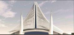 Central Mosque of Pristina Competition Entry / Victoria Stotskaia, Raof Abdelnabi, Kamel Loqman | ArchDaily