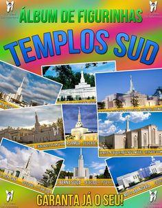 As Tontas Vão Ao Céu: Album de Figurinhas dos Templos SUD