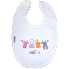 Petit villain Hoera! een meisje voor meer leuke babykleding en spulletjes ga naar www.hiverstore.com