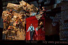 The Nose (Dmitri Shostakovich). Metropolitan Opera. Fotos Ken Howard/Met Opera