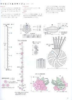 Альбом«Asahi Original. Crochet Lace Cafe 2014»(Асахи Оригинал. Вязание крючком кружева Кафе 2014) . Обсуждение на LiveInternet - Российский Сервис Онлайн-Дневников