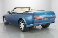 5 collector cars to put in your garage this week Aston Martin Volante, Aston Martin V8, Collector Cars, Automobile, Garage, Classic, Magazine, Salisbury, Metallic