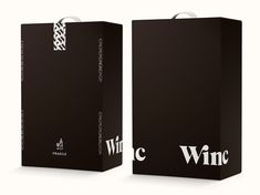 Brand New: New Name, Logo, and Identity for Winc by Ferroconcrete Identity Design, Brand Identity, Name Logo, Branding Agency, Communication Design, New Names, Design Firms, Creative Director, Packaging Design
