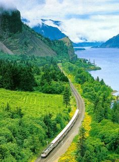 Trans Siberian Railroad, Russia #train
