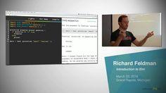 Richard Feldman - Introduction to Elm (March 22, 2016)