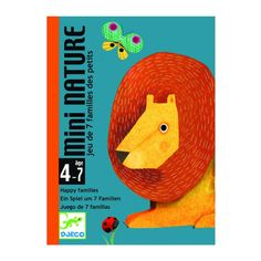 Happy Families Animal Card Game Happy Families Card Game, Family Games Online, Arty Toys, Words In Other Languages, Mini, Toys Online, Animal Cards, Happy Family, Kids Cards