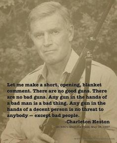 Charleton Heston quote - a patriot in the gun rights movement Great Quotes, Me Quotes, Inspirational Quotes, Amazing Quotes, Quotable Quotes, Famous Quotes, Random Quotes, People Quotes, Thats The Way