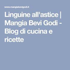 Linguine all'astice | Mangia Bevi Godi - Blog di cucina e ricette