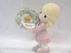 Cherished Teddies Christmas: Precious Moments - 2010 Christmas Figurine -> BUY IT NOW ONLY: $36.85 on eBay!