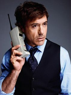 Downey on Downey: 18 New Quotes from Robert Downey Jr.