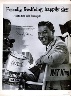 Re: Vintage Black Celebrity Ads