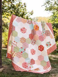 Ingrid's Garden Quilt Digital Pattern
