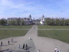 Greenwich is a World Heritage Site and home of Greenwich Mean Time and the Meridian Line. The famous landmarks include the National Maritime Museum, the Royal Observatory, and Sir Christopher Wren's Old Royal Naval College.  Location of London Photo