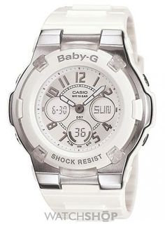 288927b74 Ladies' Caqsio Baby-G Alarm Chronograph Watch G Watch, Casio Watch, Women.  watchshop.com