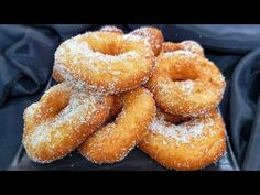 GOGOŞI DE POST | Reghina Cebotari - YouTube Doughnut, Deserts, Youtube, Food, Vegane Rezepte, Essen, Postres, Meals, Dessert
