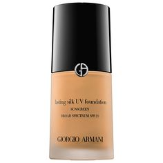 Lasting Silk UV Foundation SPF 20 - Giorgio Armani | Sephora