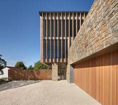 Wohnhaus D von BERSCHNEIDER + BERSCHNEIDER | Einfamilienhäuser