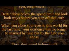 YOU MIGHT BE DAMNED IF YOU HAVE ANYTHING TO DO WITH A BLACK MASS! - YouTube