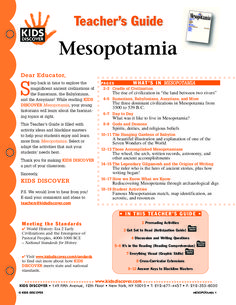 Mesopotamia - KIDS DISCOVER  register free @ Kids Discover & download for free