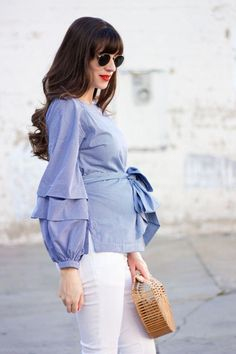 Last Pregnancy Outfit + FAQ