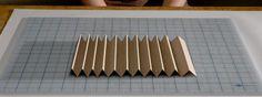 How to make a concertina