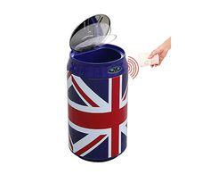 """Odpadkový koš """"Union Jack"""", obj. 30 l"""