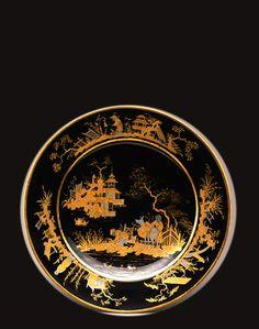 French Plate, Sèvres hard-paste porcelain - 1791