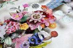 delicate flower constructions by anne ten donkelaar