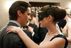 Bruce Wayne and Selina!