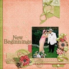 Lovely Day Digital Scrap Kit by #JustSoScrappy #theStudio #digitalscrapbooking