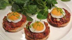 20 Min, Salmon Burgers, Baked Potato, Eggs, Potatoes, Baking, Breakfast, Ethnic Recipes, Salsa Roja
