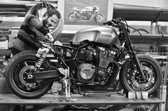 DISSIDENT: A NEW YAMAHA YARD BUILT XJR1300