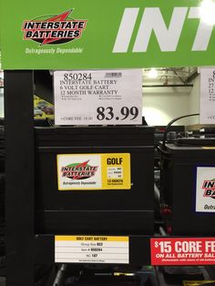 Costco c batteries