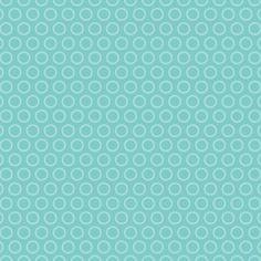 Riley Blake Just Dreamy Tone on Tone Dot Blue. $8.50, via Etsy.