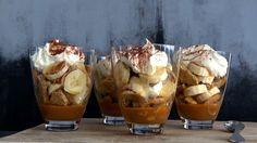 Suloisen makea banoffee-torttu on monien herkkusuiden suosikki. Suut saa makeaksi supernopeasti, kun valmistat banaani-kinuskiherkun pappilan hätä vara –ty