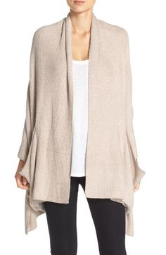 Barefoot Dreams® 'BCL' Travel Shawl available at #Nordstrom