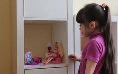 Barbie TV by Katya Bezverkhaya