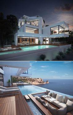 #architecture #spaces