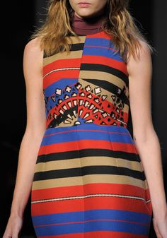 All about the Royal Blue for Spring 2013-Carven