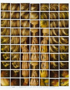 Tawnya by Maurizio Galimberti Polaroid Collage, A Level Photography, Arts Ed, Built Environment, Abstract Pattern, Art Lessons, Design Inspiration, Montages, Fine Art