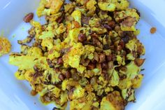 Cafe Lemonade's Curried Cauliflower - Had this at their WeHo location this week, it's AMAZING. Stoked to find the recipe!