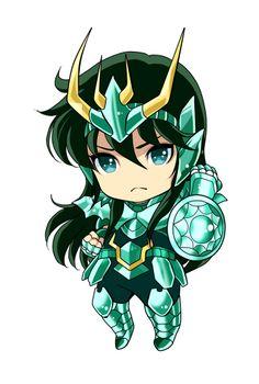 Chibi Dragon Shiryu