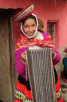 weaver / Peru