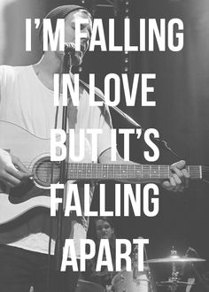 I need to find my way back to the start... The Maine   Into Your Arms