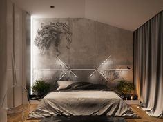 Give your bedrooms a makeover without burning a hole in your pockets, check out these lighting ideas! | Ideas | PaperToStone