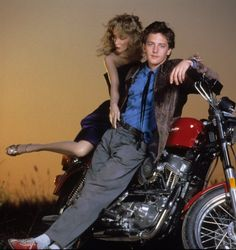 Andrew McCarthy's style was great in this movie..not sure about the bowling shoes though!