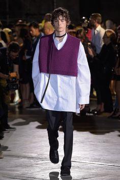 Raf Simons Menswear Spring Summer 2017 Florence